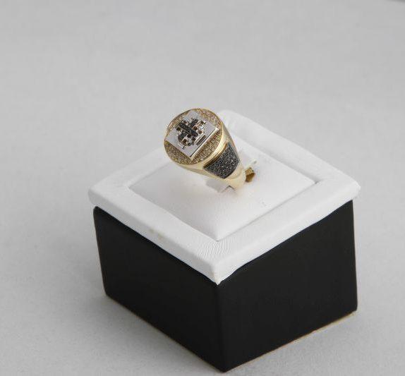Diamond Ring (y) - 14K