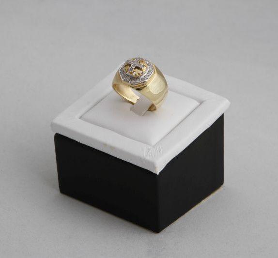 Ring J.C. - 14K